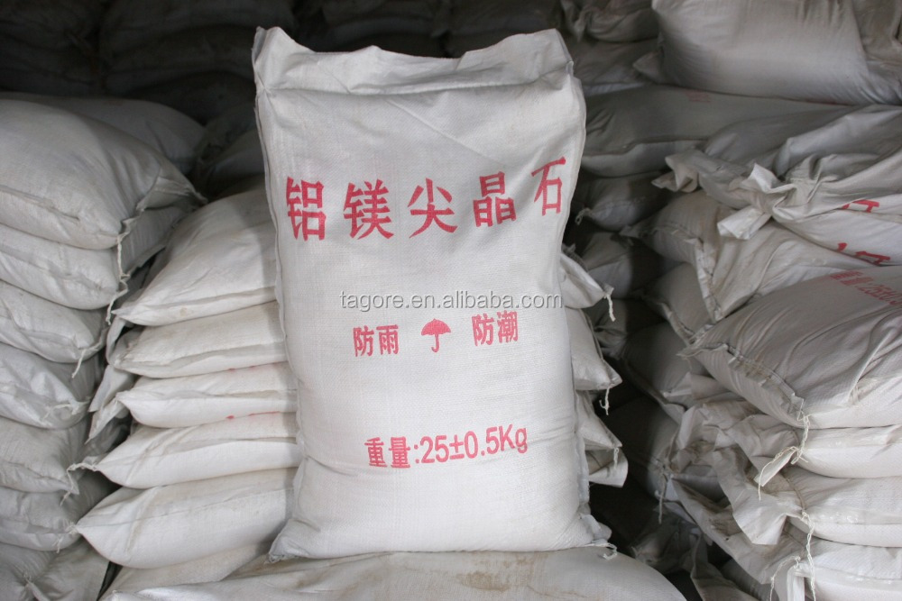 Fused Magnesia-Alumina Spinel for Medium-high-temperature Kiln Furniture Brick