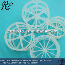 PP PVC packing plastic pall ring in scrubbing