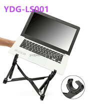 Portable folding laptop stand laptop table for bed notebook stand