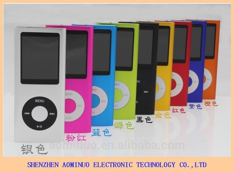 Brand new mp4 player digital voice recorder made in China