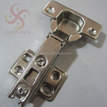 bookcase concealed hinge/ 2 way hinges for cabinet
