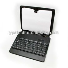 "7 inch Keyboard Case for Android Tablet,8"" Tablet Case,10 Inch Leather Case with Keyboard"