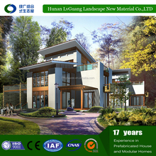 China Supplier prefabricated 50m2 prefab house plan,modular house for office,turnkey prefab house