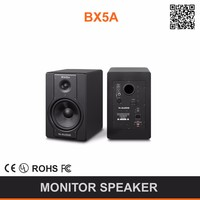 BX5a Compact Studio Monitor speaker for Music Production and Mixing 5 inch Active Studio Monitor speaker