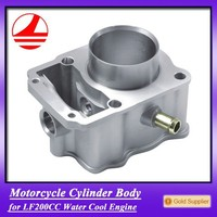Sale LIFAN 200CC Cylinder Block China Motorbike Spare Parts