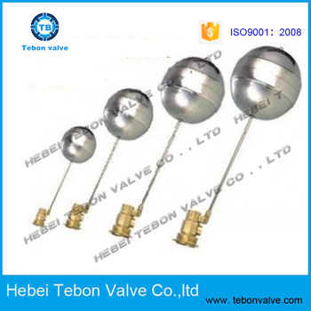 water tank Brass float ball valve with female thread connection