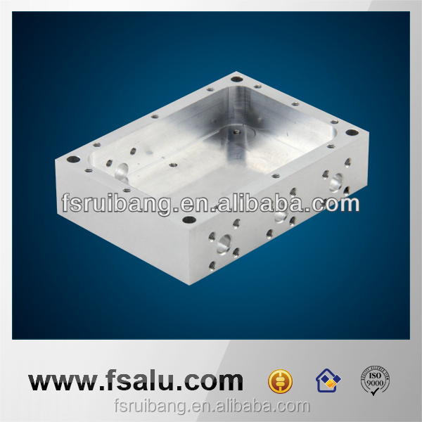 custom processing metal aluminum case