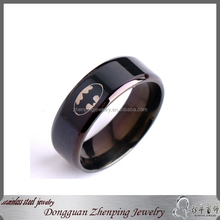 Cheap Wholesale Stainless Steel Men Thumb Ring