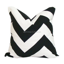 Wholesale OEM White Cotton Latest Design Cushion Cover for Home Decoration 18*18Inch