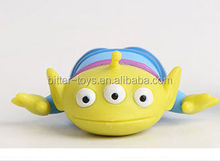 OEM custom bendable toy figures/3d pvc Bendable Figure/ bendable action figures