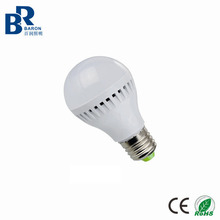 Hot selling silver color gu10 5w led bulb in china zhong shan