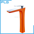 FLG Professional Design Bathroom Fittings Most Popular Orange American Style Basin Faucet