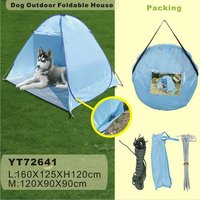 Dog outdoor foldable house(YF72641)