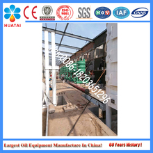 Mechanical Press groundnut oil processing machine