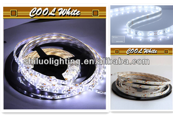 12V 500CM 16.4ft cool white flex 3528 led strip bar lighting