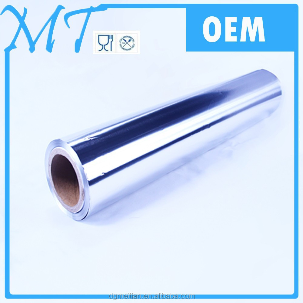 hotel use aluminium Foil with cutter