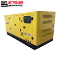 Good Manufacturer 125kva 150kva silent diesel 100kw 120kw electric generator with USA engine