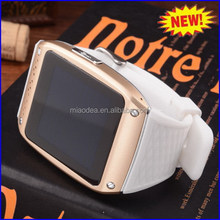 Design new products smart watches quad band gsm cellphone