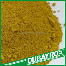 Purity 86% Iron Oxide Yellow DB313 Fe2O3 for Laminate
