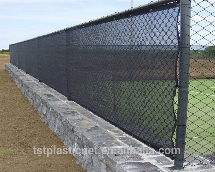 Outdoor fence windscreen mesh fabric privacy screen fence for Buy outdoor privacy screen