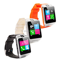 2014 novelty items for sell fashion new smart watch mobile phone