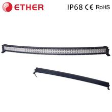 new product SAE DOT led light bar off road lights pair for Universal Cars
