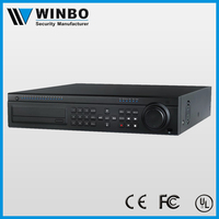 Economical 8ch HD SDI DVR Max Support 24TB HDD