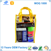 New product clear pvc tote bag