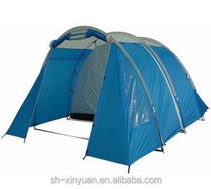 four person camping tent/tunnel tent
