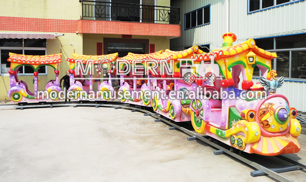 outdoor electric mini train set for sale