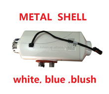 1-5KW Metal outerShell Air parking heaters diesel air heating for car truck van boat RV cab and cabin