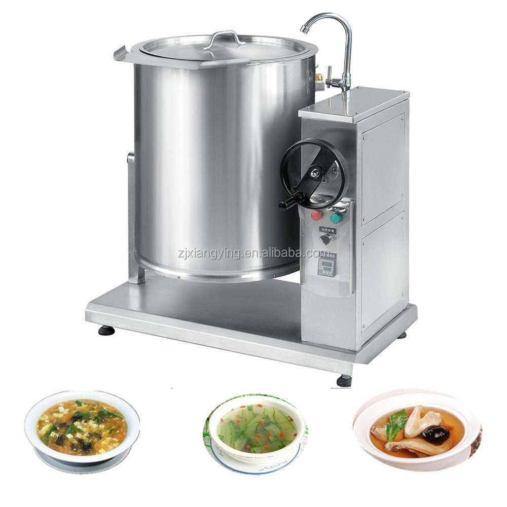 XYDG-H100 Electric soup kettle/industrial boiling pot/cooking pan