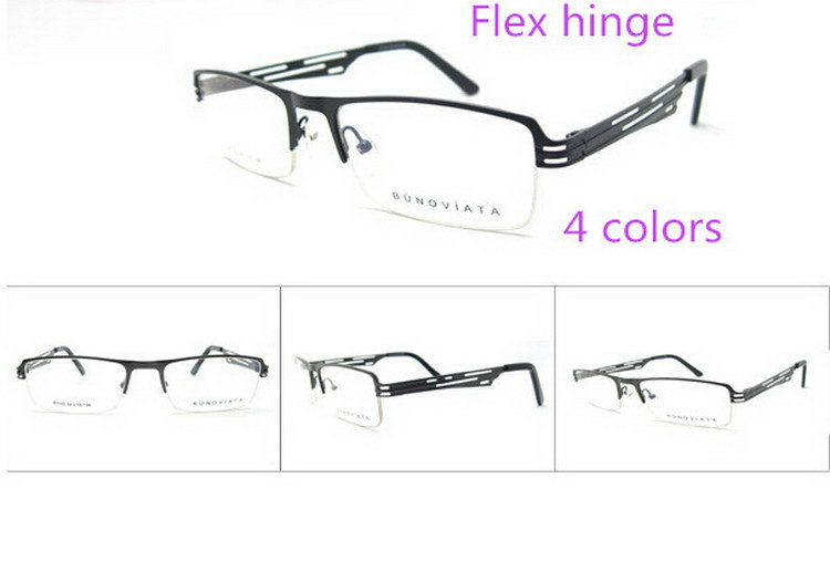 2015 hotsell women men tattoo eyeglasses frames with spring hinge