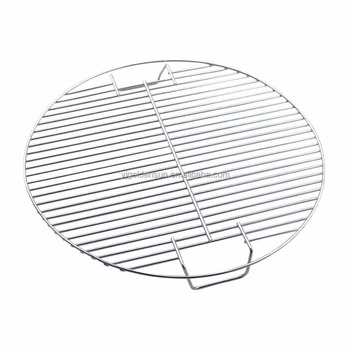 Round Stainless Steel Replacement Cooking Grid