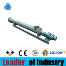 flexible work location stir materials Screw Conveyor