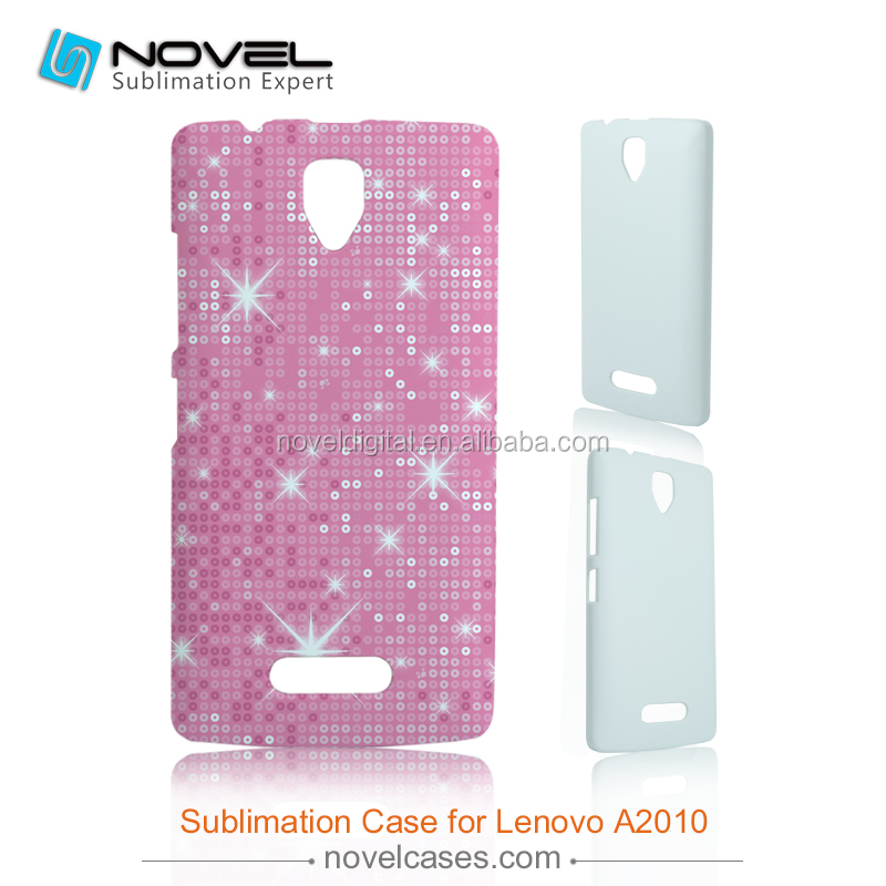New Style 3D Sublimation Cell Phone Case for Lenovo A2010 ,DIY Phone Case