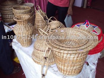 Bamboo Crafts,Vases, Wall Panels, Decorative Items