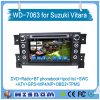 2016 new for Suzuki Grand Vitara car radio dvd gps navigation android double din car gps Bluetooth Rearview camera car gps WIFi