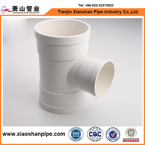 Hot-selling PVC y fittings