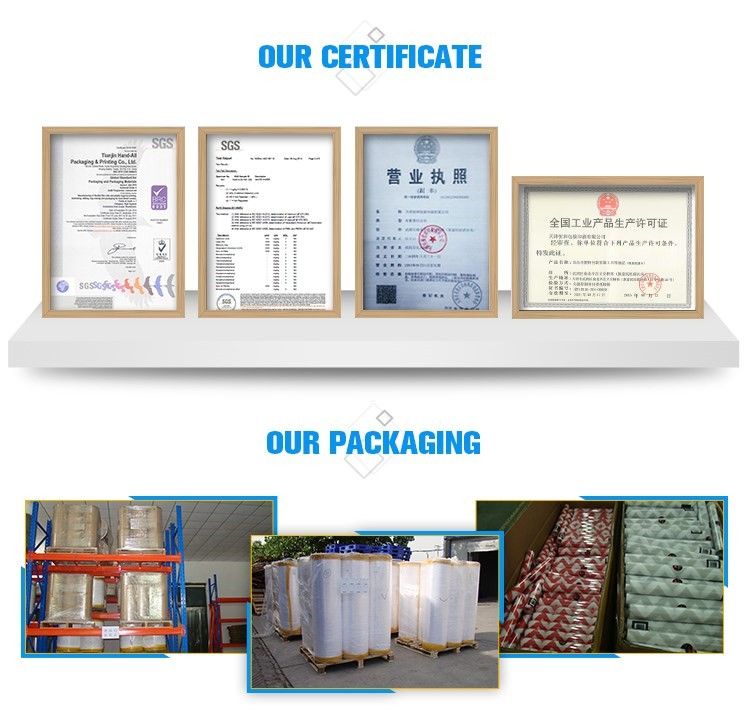 Factory Packing Tyvek Paper Printing