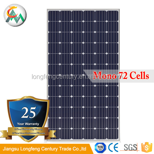 Flexible Cigs Photovoltaic Ae M6-72 Series 330w-335w Solar Panels With Manufacturing Machines,Solar Panel Mounting Bracket