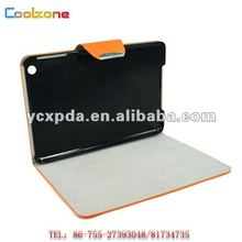 Notebook leather case, for Ipad mini Phone accessories for Ipad mini