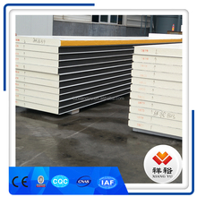 fire proof polyurethane sandwich panel for wall and roof