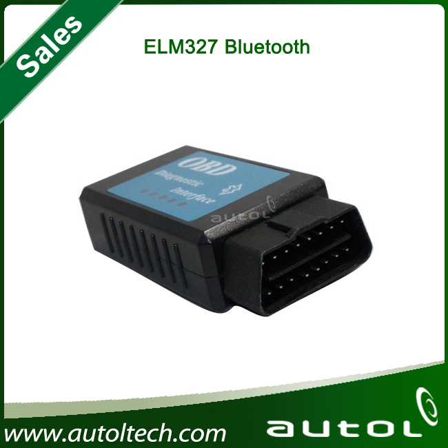 Professional ELM327 Bluetooth Wireless CAN-BUS OBDII Scan Tool