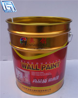 18litre round packaging,tight sealing,industrial coating use bucket/barrel