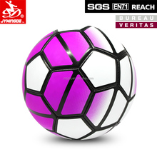 PVC machine stitched promotional soccer ball