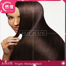 Brazilian Straight Hair Reviews Wholesale Natural Color 8-30 inch virgin remy brazilian hair weave