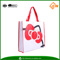 Latest Style Top Quality Nonwoven Cute Shopping Bags