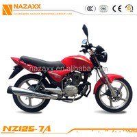 NZ125-7A 2016 125cc New Excellent Cheap Hot Sales Adults Street/Calle Motorcycle/Motocicleta