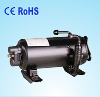 Dometic supplier horizontal camping air conditioner compressor for cooling refrigeration unit for cargo van